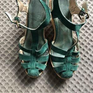 Shoes - Gap wedges